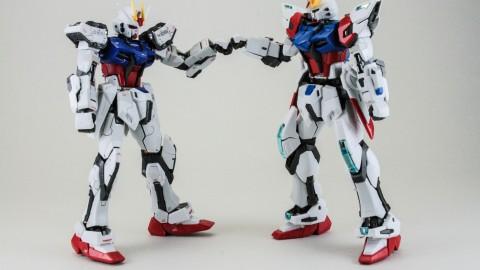1-144 RG GAT-X105B - FP Build Strike Gundam Full Package-2