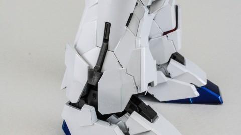 1-100 MG RX-0 Unicorn Gundam (Red or Green Frame Twin Frame Edition) Titanium Finish-11