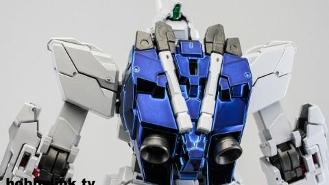 1-100 MG RX-0 Unicorn Gundam (Red or Green Frame Twin Frame Edition) Titanium Finish-16